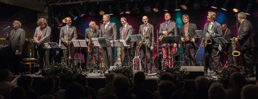 Festival Teachers All Stars: Jubiläumskonzert 25 Jahre Traditional Jazz Workshop Lenk
